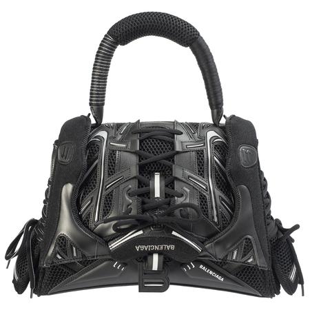 Balenciaga Sneakerhead Top Handle Bag -Black