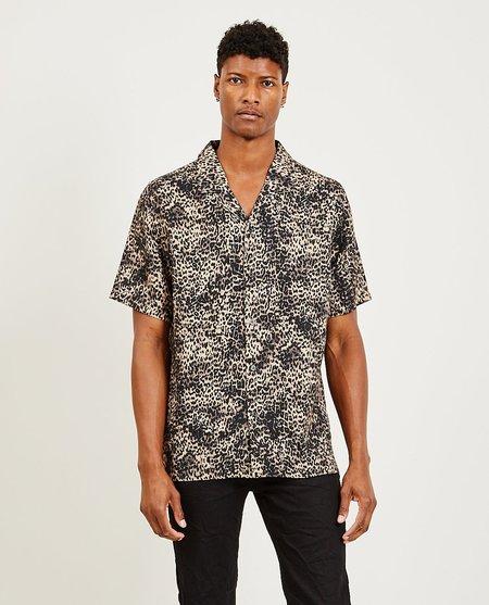 Ksubi Jungle Resort Shirt - Brown