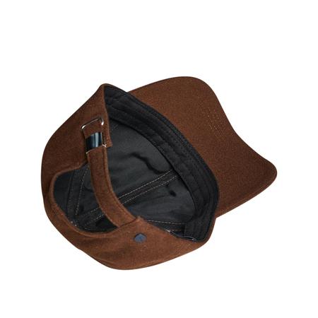 NN07 Wool Cap - Tobacco