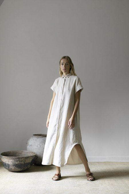Zii Ropa Mandu Dress - Beige