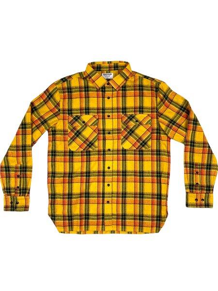 Machus Light Flannel - Vintage Yellow