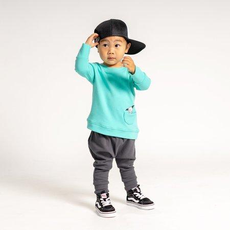 Kids Bash + Sass Hammer Pants - Charcoal