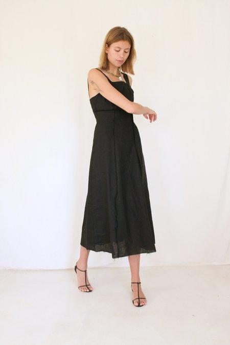 Muse the Label Oya Dress - Black