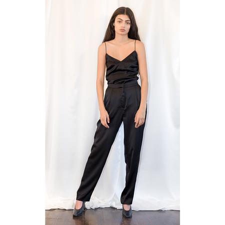 Pari Desai String Camisole Black