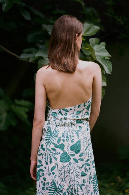 Sunja Link Apron Dress