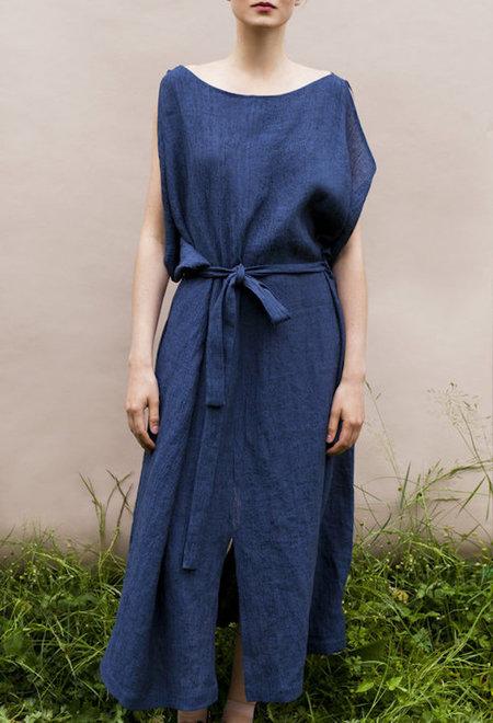 Sunja Link Draped Dress