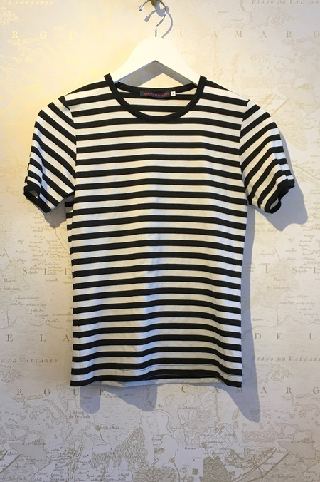 Harvey Faircloth Stripe Tee