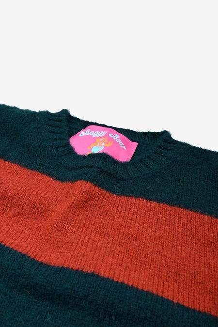 Shaggy Bear Chunky Stripes-PRINTS