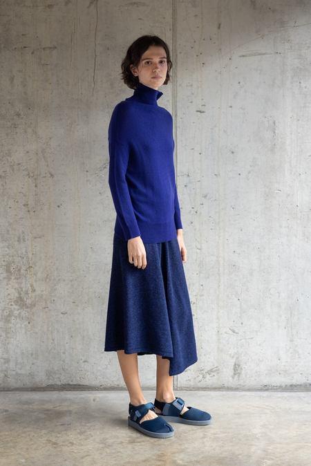 Oyuna Melfi Sweater - Deep Blue
