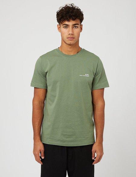 A.P.C. Item T-Shirt - Green