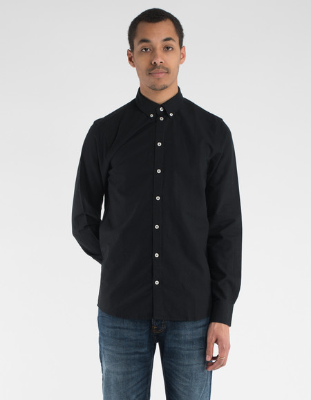 Men's Minimum Chris Shirt Pitch Black