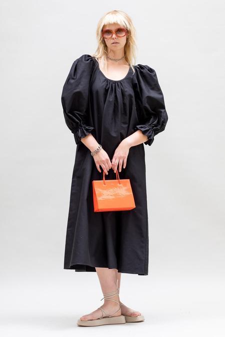 Toit Volant Epsilon Ursae Dress - Black