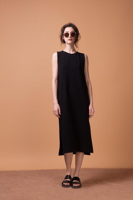 Odeyalo Black Lisbone Dress