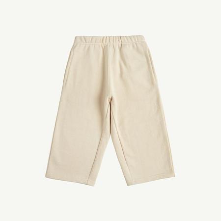 kids unisex Summer & Storm Baby Sweatpant - Natural