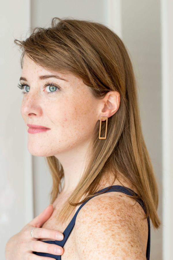 NEAL Jewelry Anni Earrings Bronze