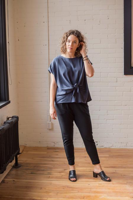 Noemiah Alice Top (Blue Jeans)