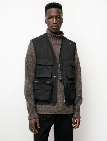Lemaire Reporter Vest - Black