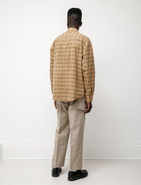 Super Milled Shetland Field Pants - Gray/Beige
