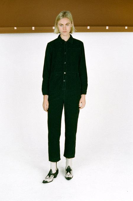 Baserange Pete Jumpsuit - Black
