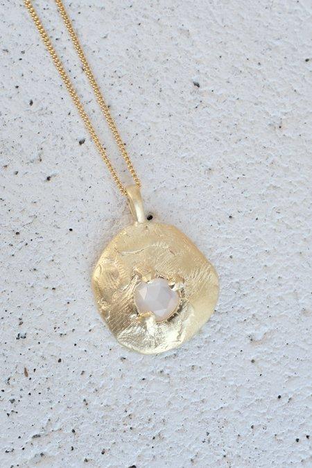 Mercurial Studio Gaia Necklace -  Gold Plate