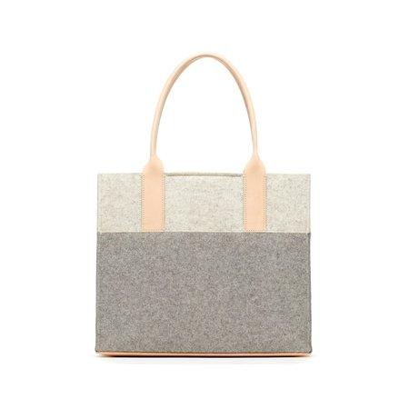 Graf Lantz Jaunt Petite bag - Granite/Tan