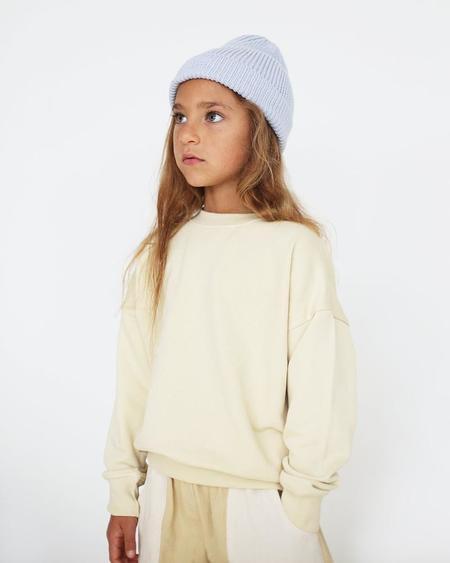 Kid's Summer & Storm Crewneck Sweatshirt