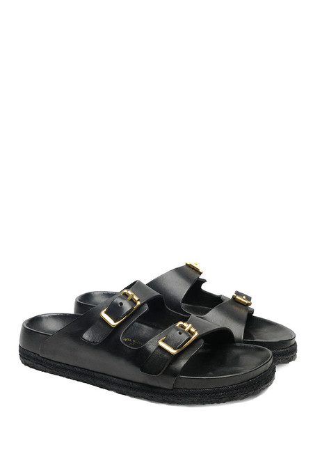 Yuketen Leather Arizonian Sandal