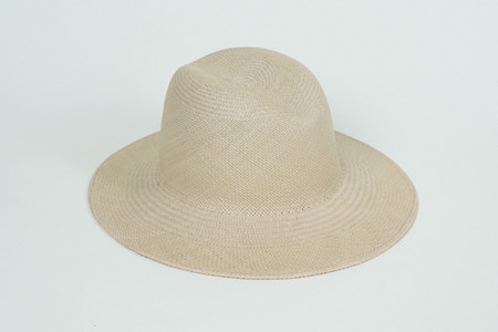 clyde Dip Hat in Putty Panama