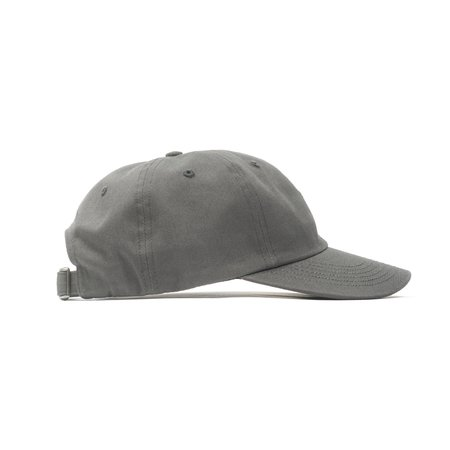Norse Projects Twill Sports Cap - Magnet Grey