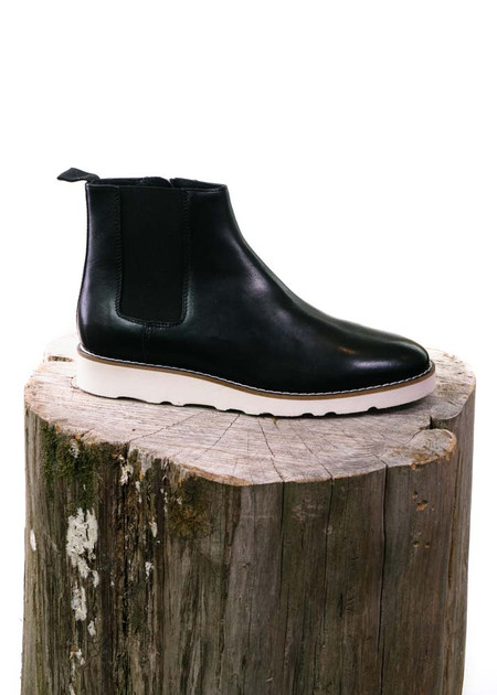Wood Wood Hank Boot (Black)