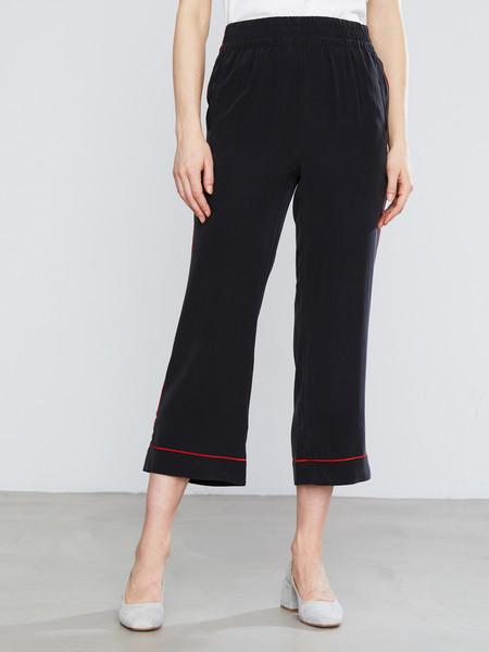 Ganni Grace Silk Pants