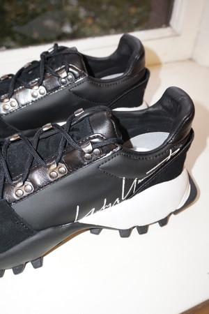 Pre-Loved Y-3 Kyoi Trail sneakers - Black