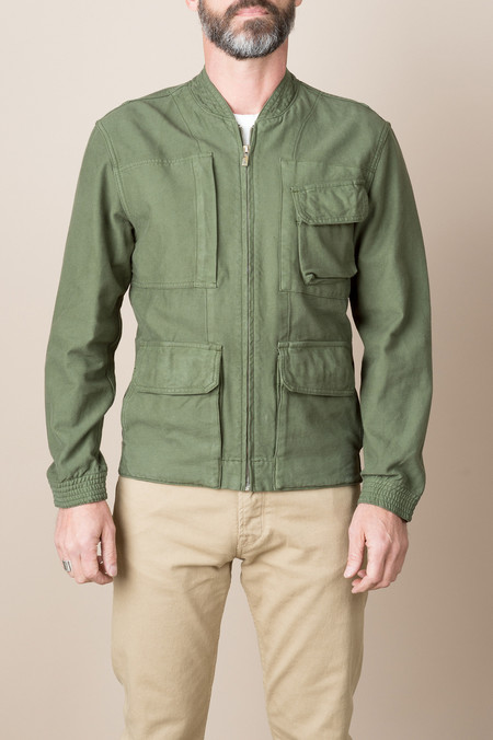 Homecore Defender Jacket In Khaki