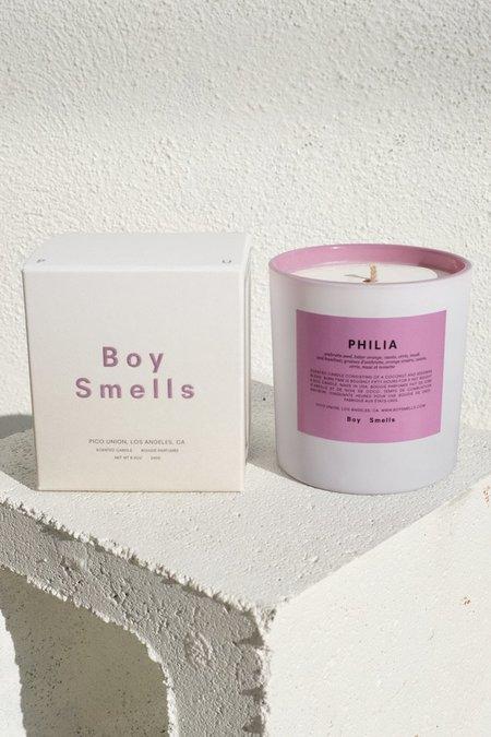 Boy Smells Philia Pride Candle
