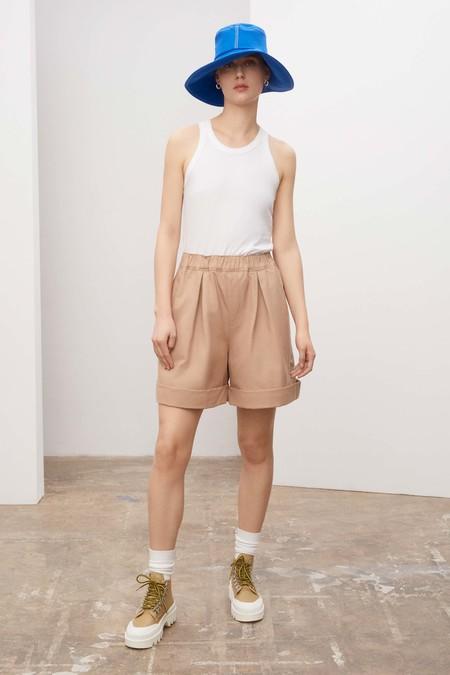 Kowtow Explorer Shorts - Dune