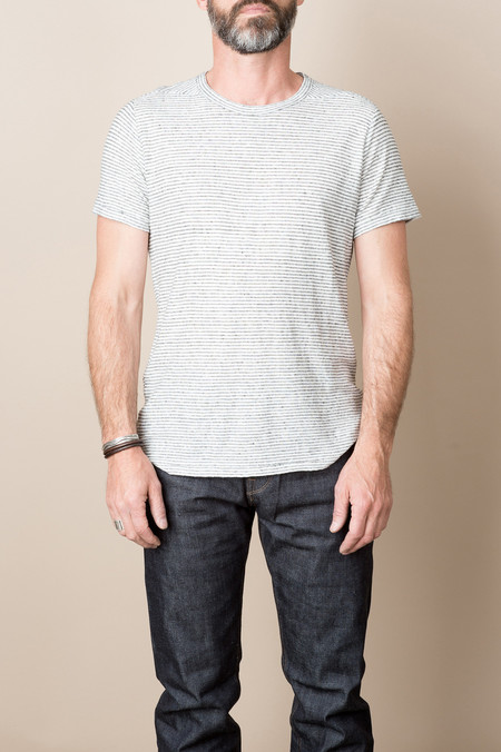 Homecore Rodger T-Shirt In Stripe