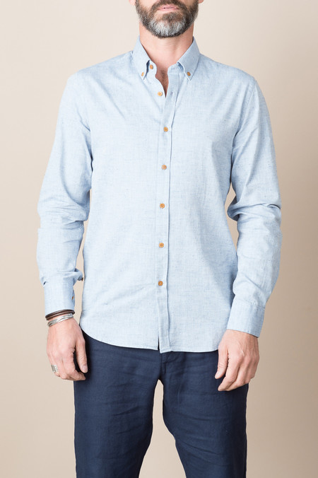 Homecore Tokyo Chambray In Blue