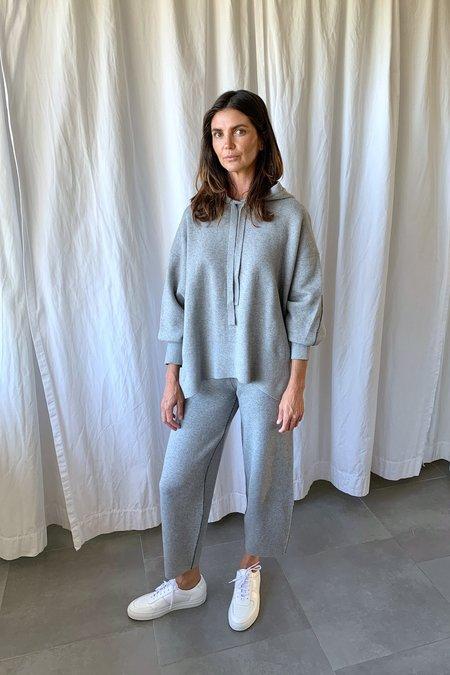 Proenza Schouler White Label Cashmere Sweatpants - Grey