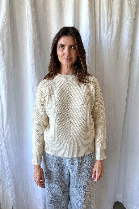 demylee Chelsea Sweater - Cream