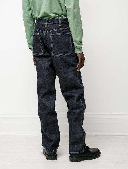 Paa Four Pocket Denim Jean - Rinse