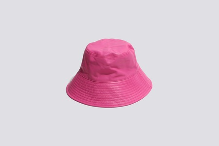 Clyde Bucket Hat - Fuchsia