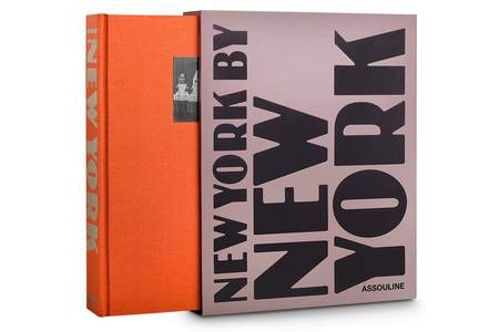 Assouline New York by New York Book by Jay McInerney & Wendell Jamieson