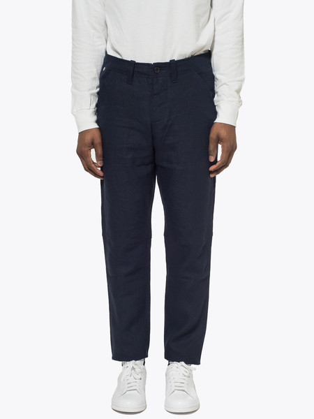 Wings + Horns Washed Linen BDU Pant