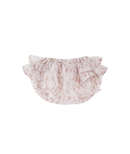 Tocoto Vintage Tulle Bloomer in Pink