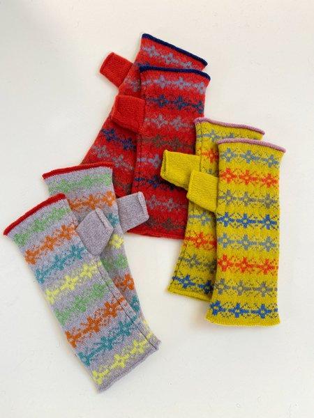 Katie Mawson Snowflake Gloves