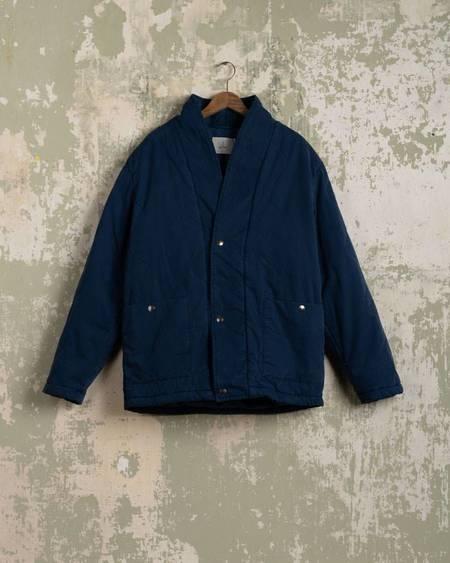 La Paz Barbosa  Jacket - Midnight Blue Canvas