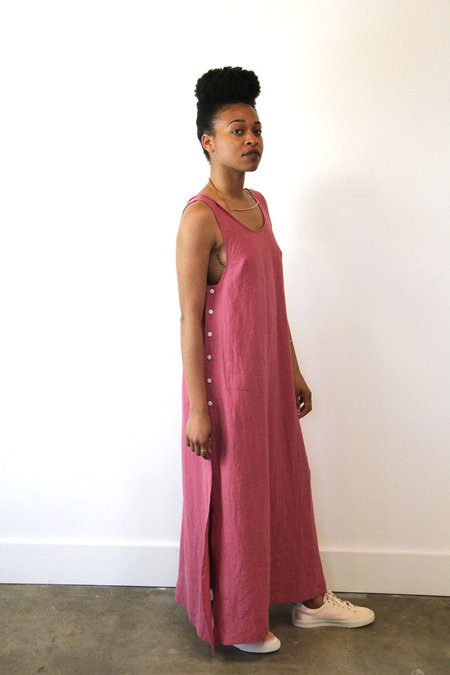 Ilana Kohn Jayna Dress Rose
