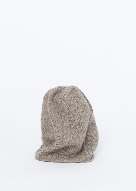 MJ. Watson Cashmere Hat - Taupe