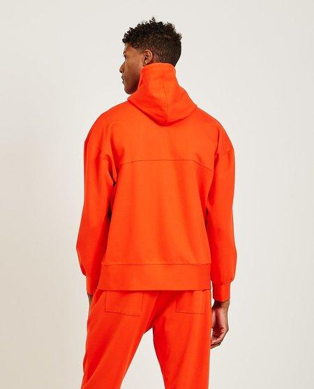 GREI. Big Hoody - Orange