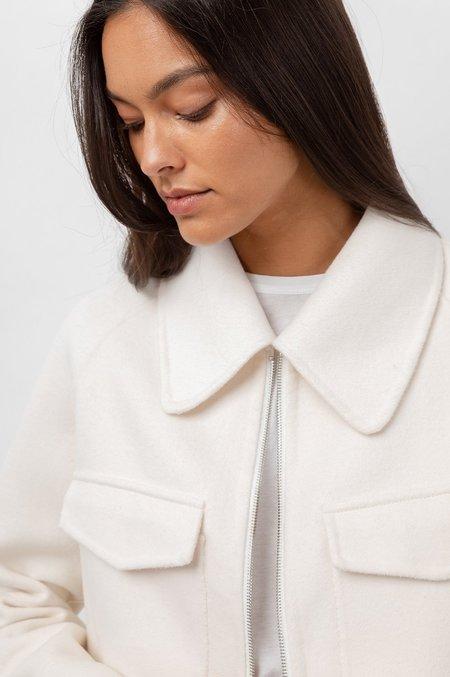 Rails CheyenneShirt - White